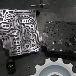 Установлен ремкомплект для мехатроника 02E