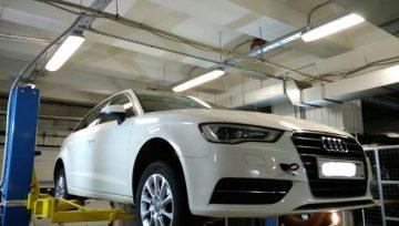 Audi A3 1.2 2014 0CW - загорелся ключик + вибрации, толчки при переключении