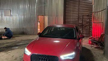 Audi A3 2014 DQ200 - низкое давление в мехатронике